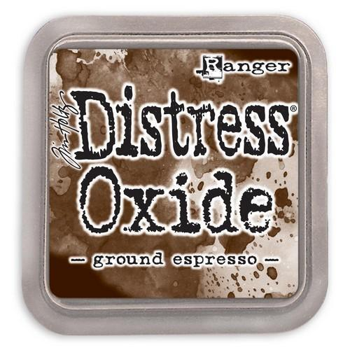 Ranger Distress Oxide - Ground Espresso TDO56010 Tim Holtz (08-18)