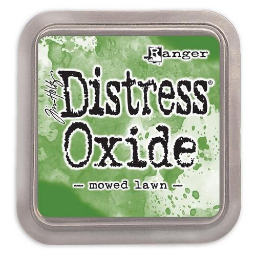 Ranger Distress Oxide - Mowed Lawn TDO56072 Tim Holtz (08-18)