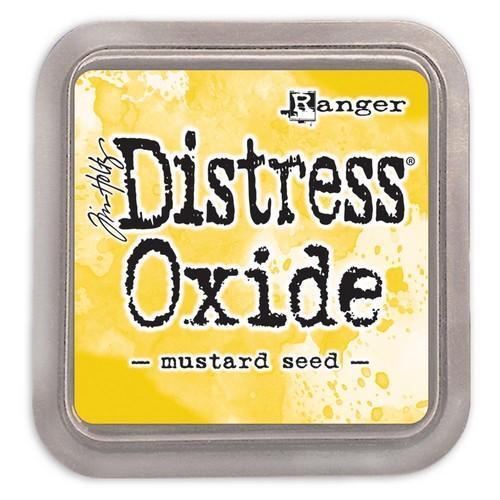 Ranger Distress Oxide - Mustard Seed TDO56089 Tim Holtz (08-18)