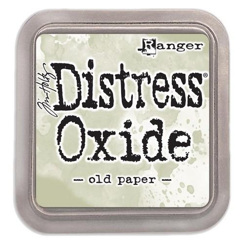 Ranger Distress Oxide - Old Paper TDO56096 Tim Holtz (08-18)