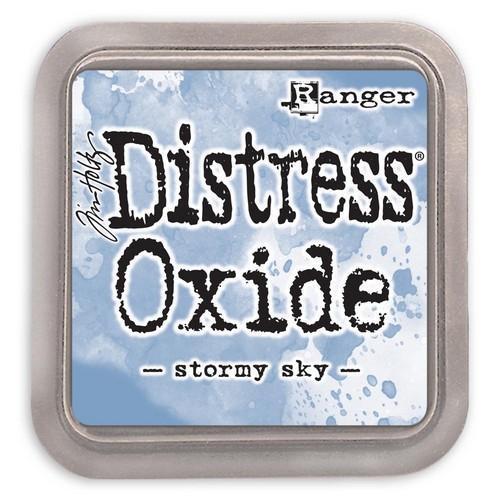 Ranger Distress Oxide - Stormy Sky TDO56256 Tim Holtz (08-18)
