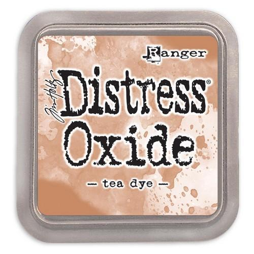 Ranger Distress Oxide - Tea Dye TDO56270 Tim Holtz (08-18)