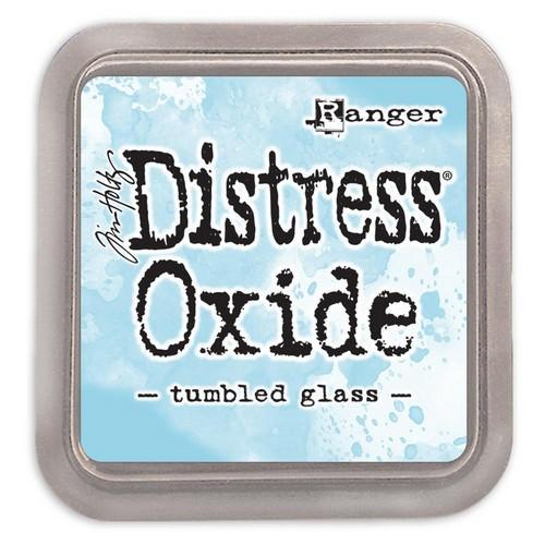 Ranger Distress Oxide - Tumbled Glass TDO56287 Tim Holtz (08-18)