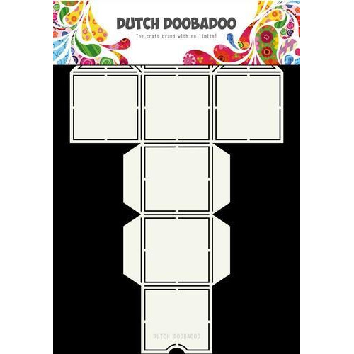 Dutch Doobadoo Dutch Box Art Straw dispenser A4 470.713.049 (08-18)