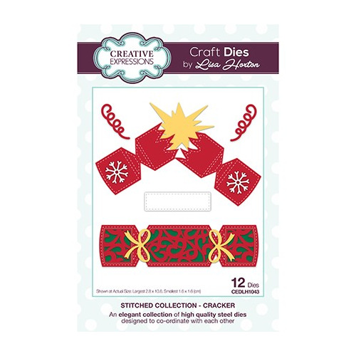 The Stitched Collection Cracker