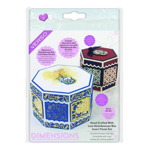 Tonic Studios Hamper Box Dimensions Die Set 2413E