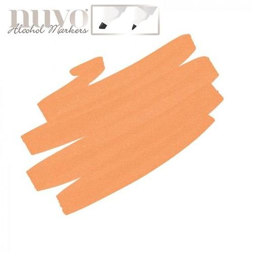 Nuvo Single alcohol marker - Spiced Orange 393N