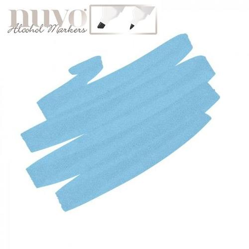 Nuvo Single alcohol marker - Skylight Blue 425N