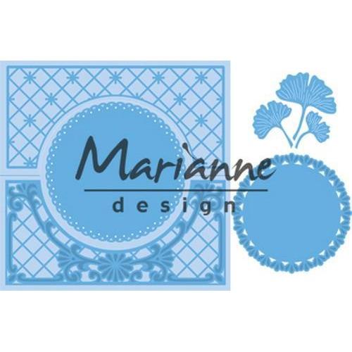 Marianne D Creatable Anja`s Cirkel LR0552 16 x 18,5 cm (09-18)