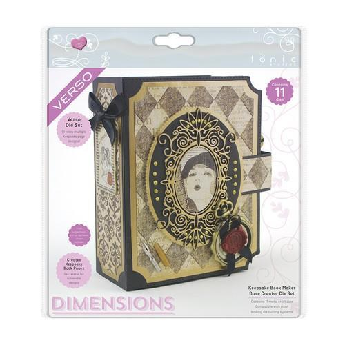 Tonic Studios Die Keepsake Book Maker - Base Creator 2278e