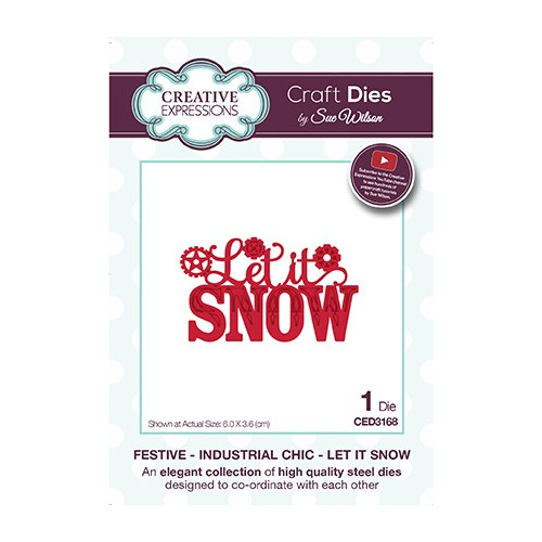 The Chic Collection Let It Snow