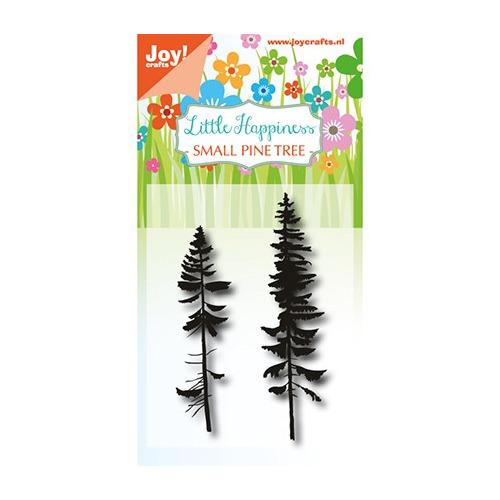 Clearstempel - LH - Kleine naaldboom