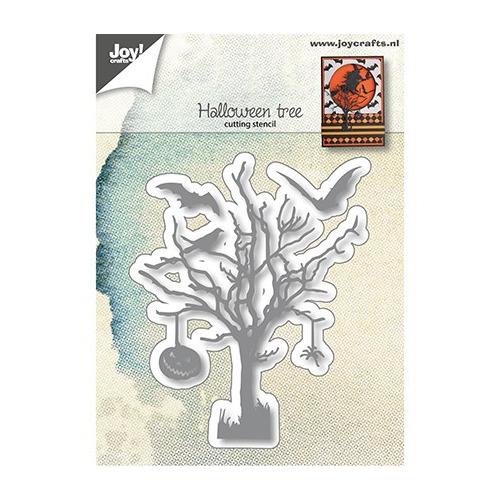 Cutting Snijstencil - Boom Halloween