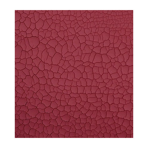 Crackle Paste Ruby Red