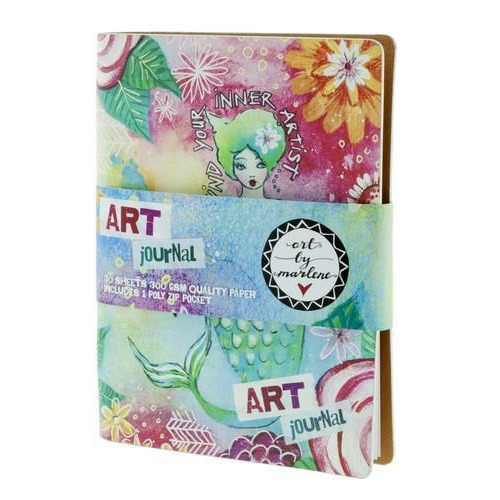 Studio Light Ringband Journal Art By Marlene 2.0 JOURNALBM02 (09-18)