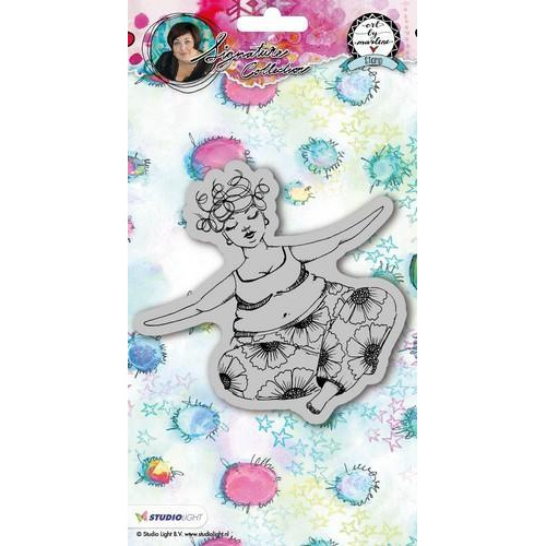 Studio Light Cling Stamp Chubby Chicks Art By Marl.2.0 nr.14 STAMPBM14 (09-18)