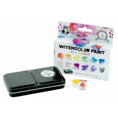 Studio Light Aquarelset Art By Marlene 2.0 nr.01 WCBM01 (09-18)