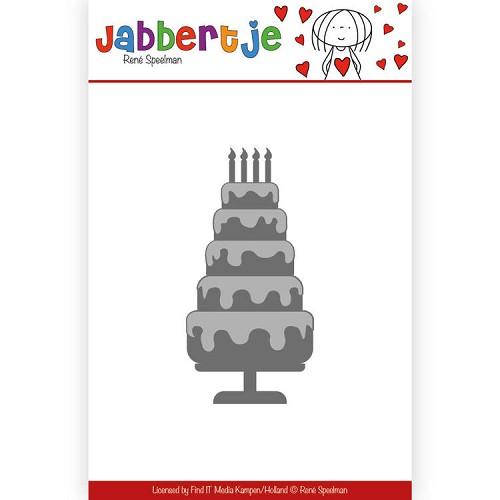 Dies - René Speelman - Jabbertje - Tiered Cake