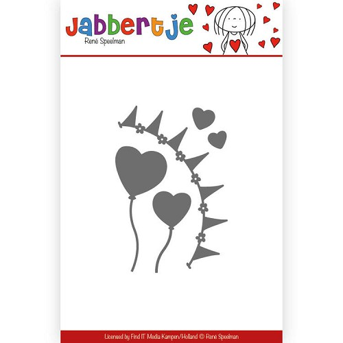Dies - René Speelman - Jabbertje - Balloons