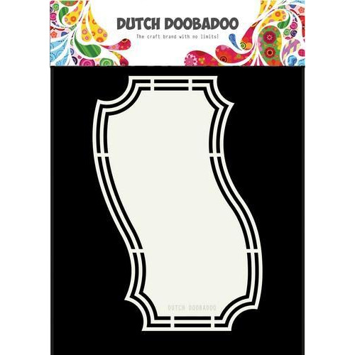 Dutch Doobadoo Dutch Shape Art Bookmark 3 470.713.166 A5 (09-18)