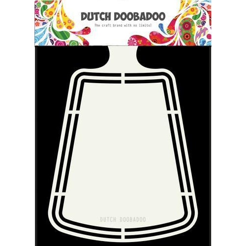 Dutch Doobadoo Dutch Shape Art kaasplankje 470.713.167 A5 (09-18)