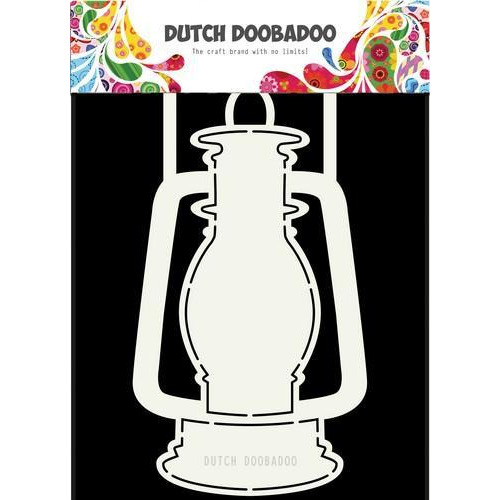 Dutch Doobadoo Dutch Card Art lantaarn A5 470.713.683 (09-18)