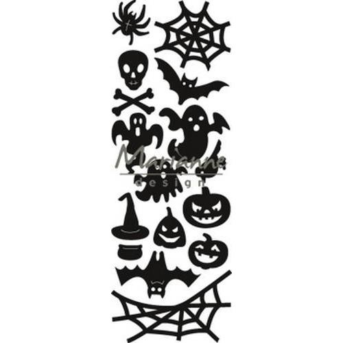 Marianne D Craftable Punch die Halloween CR145030 x 87 mm (10-18)