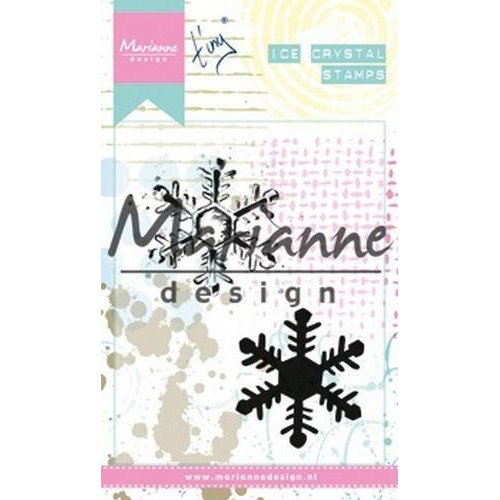 Marianne D Cling stamps Tiny`s ijskristal   MM162690 x 110 mm (10-18)