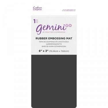 Gemini Go Accessories - Rubber Embossing Mat