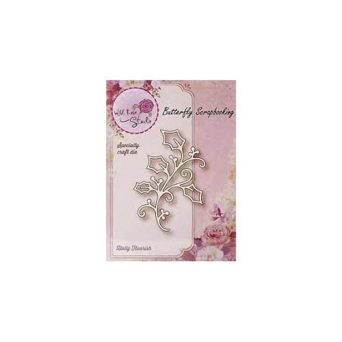 wild rose studio - Holly flourish