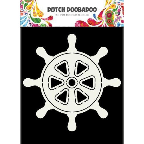 Dutch Doobadoo Dutch Card stuurwiel boot 470.713.687 A5 (10-18)