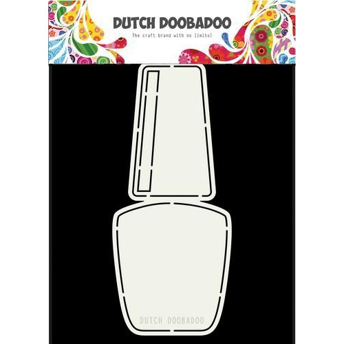 Dutch Doobadoo Dutch Card nagellak 470.713.690 A5 (10-18)