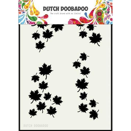 Dutch Doobadoo Dutch Mask Art herfstbladeren 470.715.130 A5 (10-18)