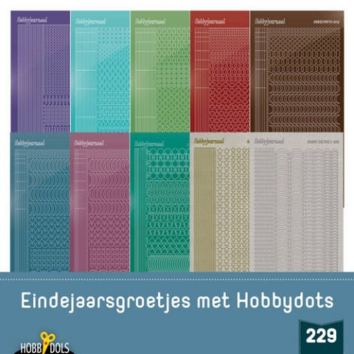 Stickerset Hobbydols 229