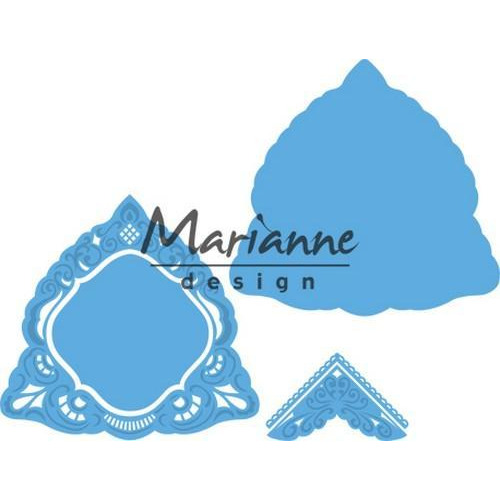 Marianne D Creatable Petra`s triangle LR0564 (11-18)