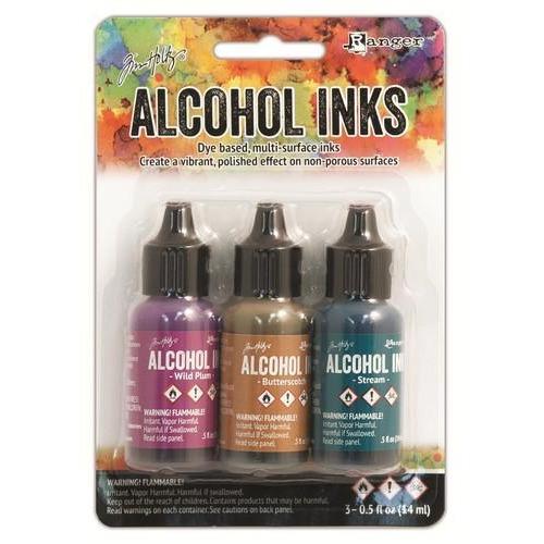 Ranger Alcohol Ink Kits  Nature Walk 3x15 ml TIM19787 Tim Holtz 3x15ml