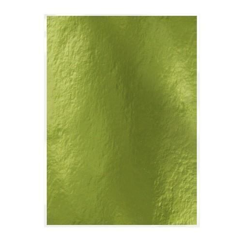 Tonic Studios spiegelkarton - glans - holly green 5 vl A4 9446E