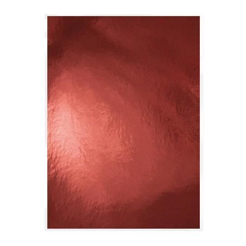 Tonic Studios spiegelkarton - glans - opera red 5 vl A4 9447E