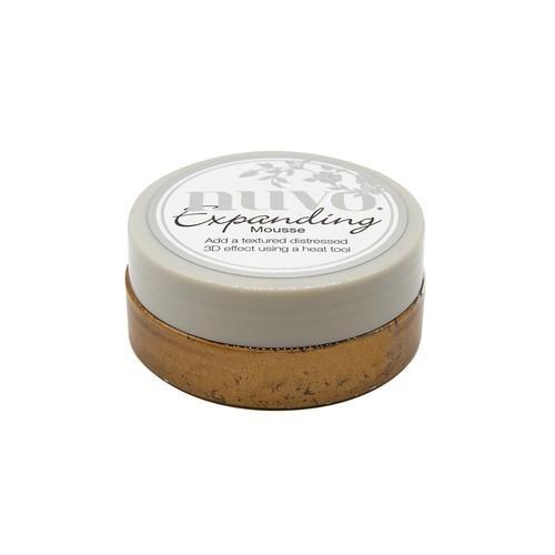 Nuvo Expanding Mousse - Mustard Seed 1703N (10-18)