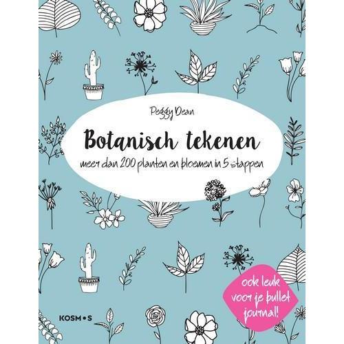Kosmos Boek - Botanisch tekenen Peggy Dean