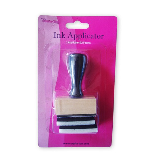 Ink Applicator x 2 Foams