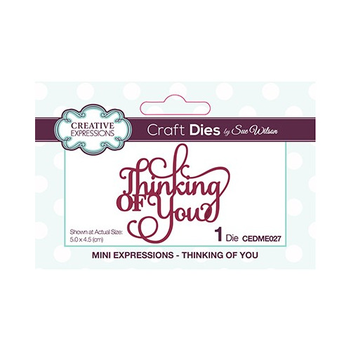 The Mini Expressions Collection Thinking of You