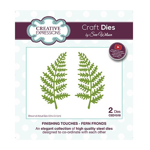 The Finishing Touches Collection Fern Fronds