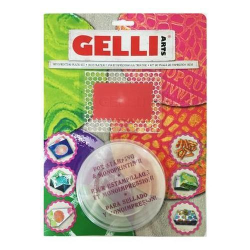 Gelli Arts - Mini Kit rond GELRMK (10-18)