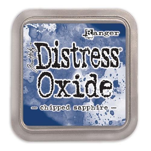 Ranger Distress Oxide - Chipped Sapphire TDO55884 Tim Holtz (10-18)