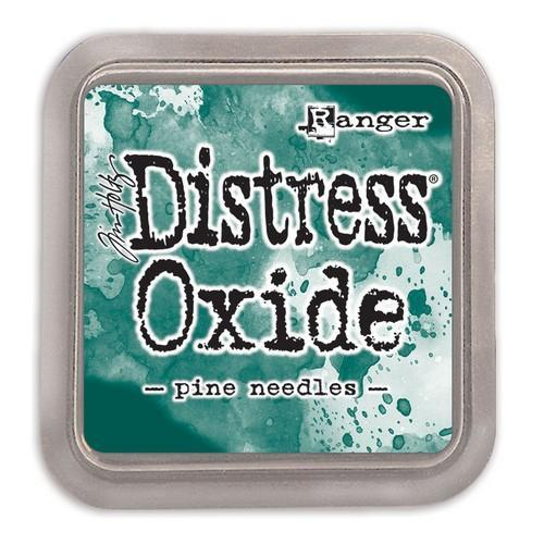 Ranger Distress Oxide - Pine Needles TDO56133 Tim Holtz (10-18)