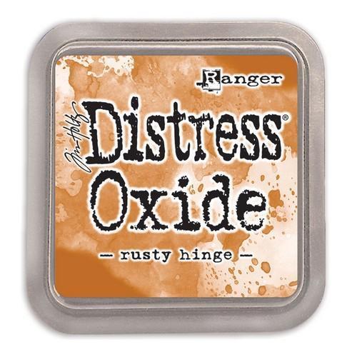 Ranger Distress Oxide - Rusty Hinge TDO56164 Tim Holtz (10-18)