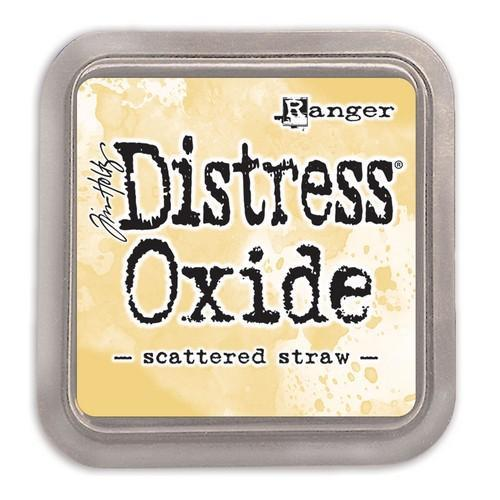 Ranger Distress Oxide - Scattered Straw TDO56188 Tim Holtz (10-18)