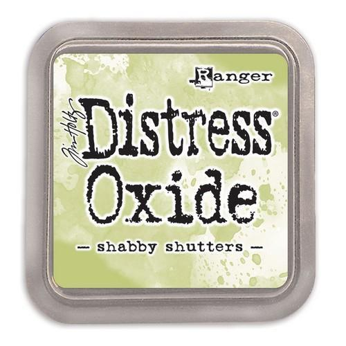 Ranger Distress Oxide - Shabby Shutters TDO56201 Tim Holtz (10-18)