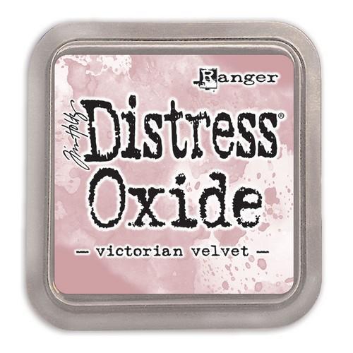 Ranger Distress Oxide - Victorian Velvet TDO56300 Tim Holtz (10-18)